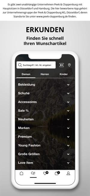 Kleider von peek und cloppenburg online shop