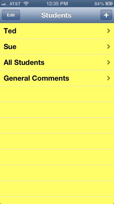 School Supply List review screenshots