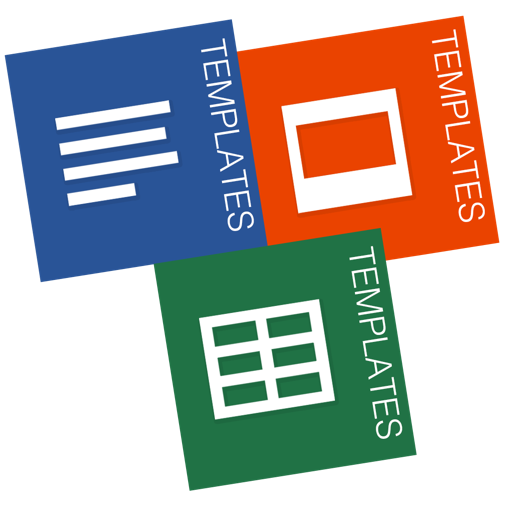 Suite Templates for MS Office for Mac