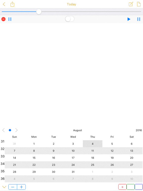 NoteMemoNotes - Voice Recorder Screenshots