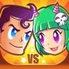 Justice vs.Evil-2 player games