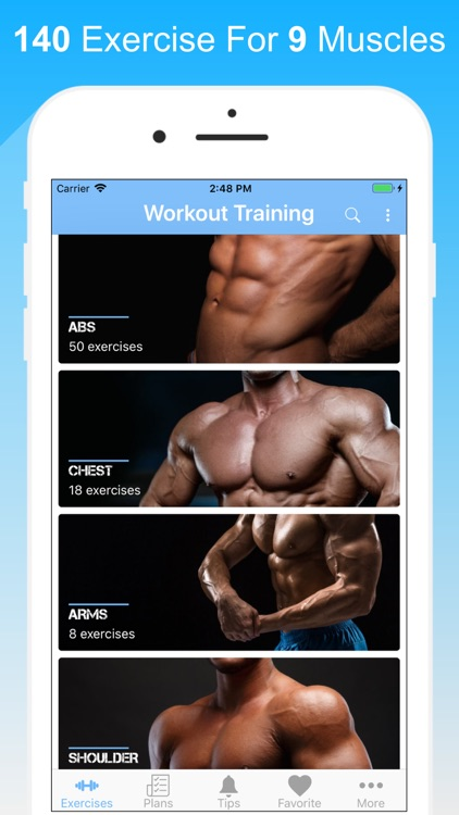 Pro Home Workout No Equipment