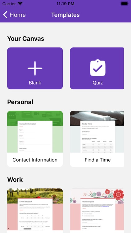 FormsApp : Manage your forms screenshot-3