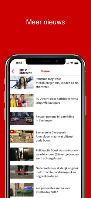 Rtv Utrecht In De App Store