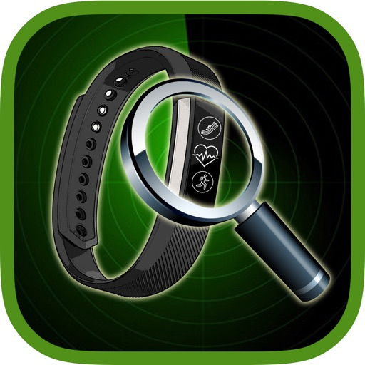 Find My Fitbit - Fast Finder icon