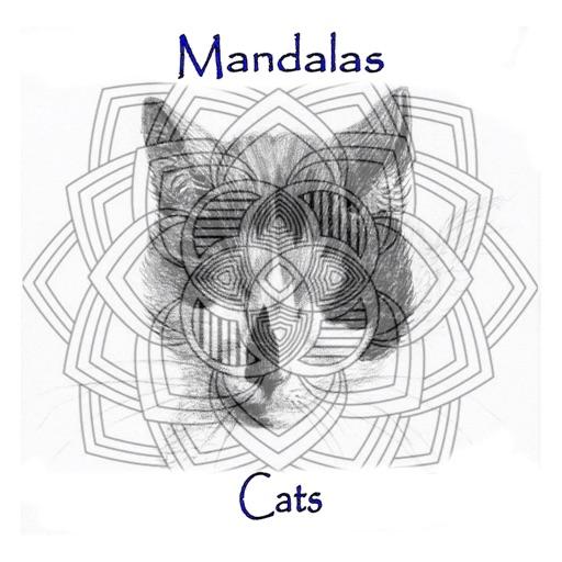 Mandalas - Cats