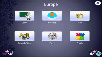 Screenshot for Geo Puzzle Deluxe in Sweden App Store