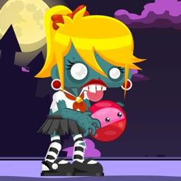 Zombie Bubble Burst