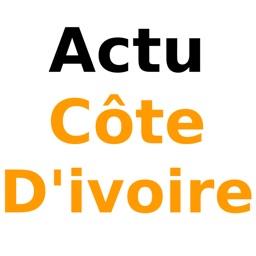 Actu Cote d'ivoire
