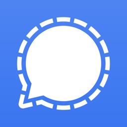 Ícono de la aplicación Signal - Private Messenger