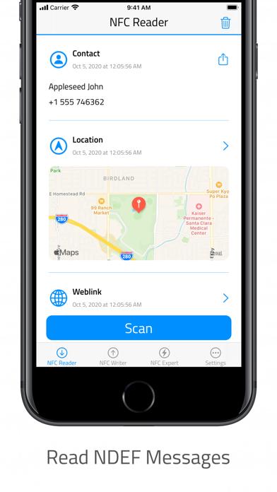 NFC for iPhoneのおすすめ画像1