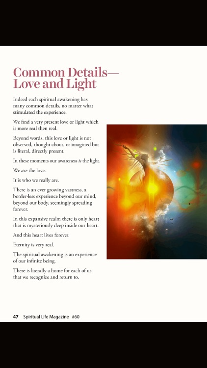 Spiritual Life Magazine screenshot-7