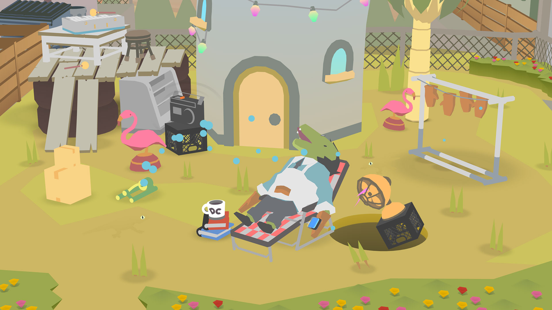Donut County screenshot 14