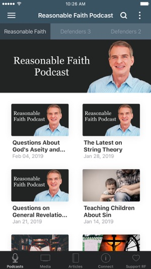Reasonable Faith Pdf