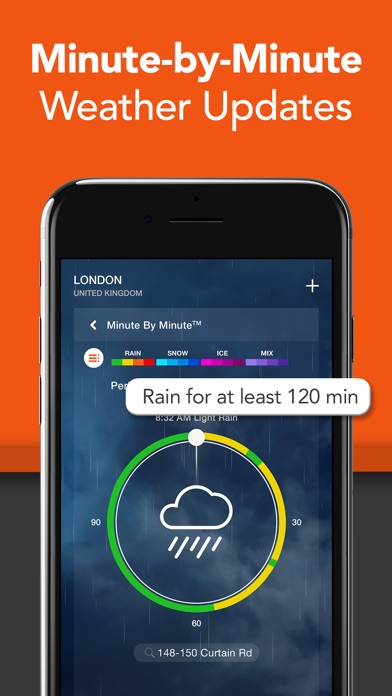 Weather Forecast: AccuWeather screenshot two