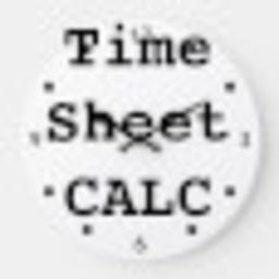 timesheetCALC