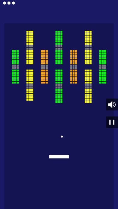 Many Bricks Breaker ScreenShot2