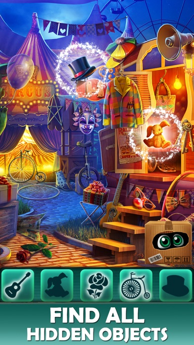 Boxie: Hidden Object Puzzle screenshot 16