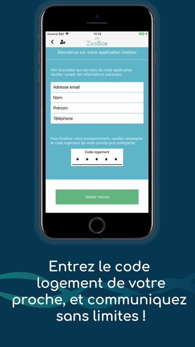 messages.download Zeebox Famille software