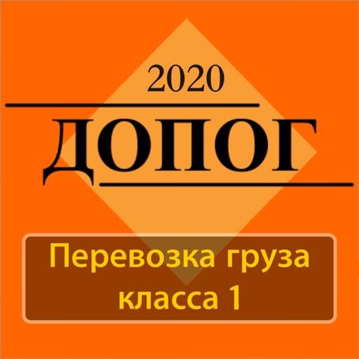 ДОПОГ 1 класс