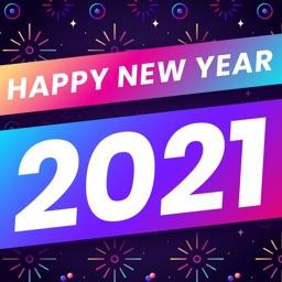 Happy New Year 2021, Christmas