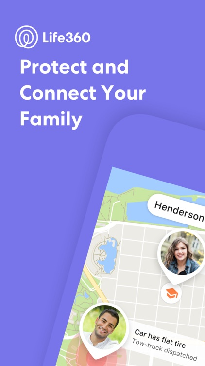 Find My Family, Friends, Phone