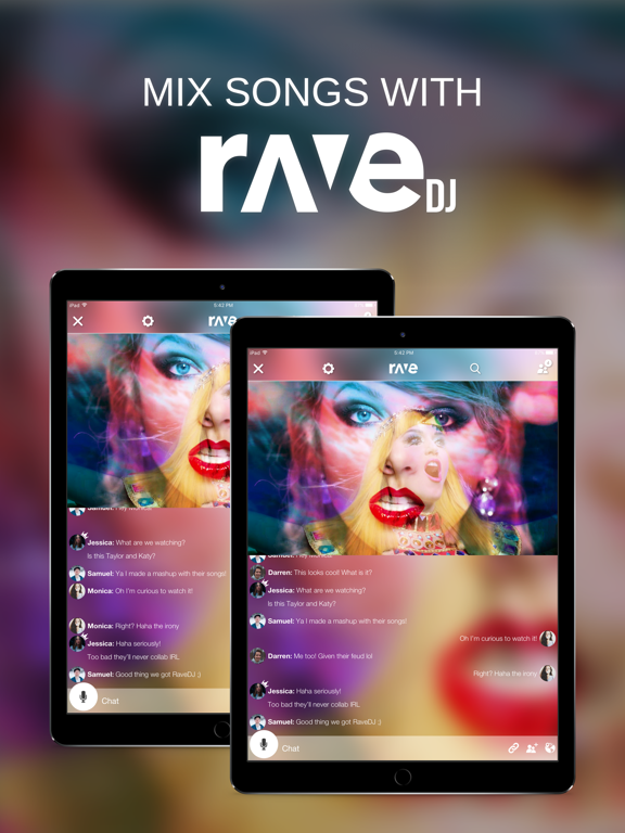 Rave – Video Party