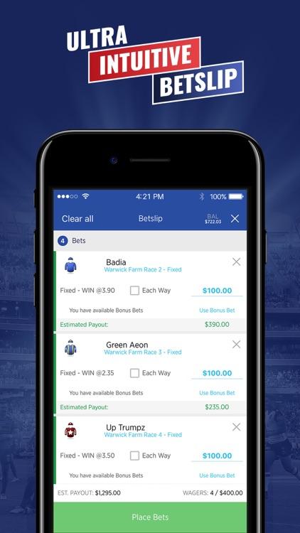 BlueBet screenshot-7
