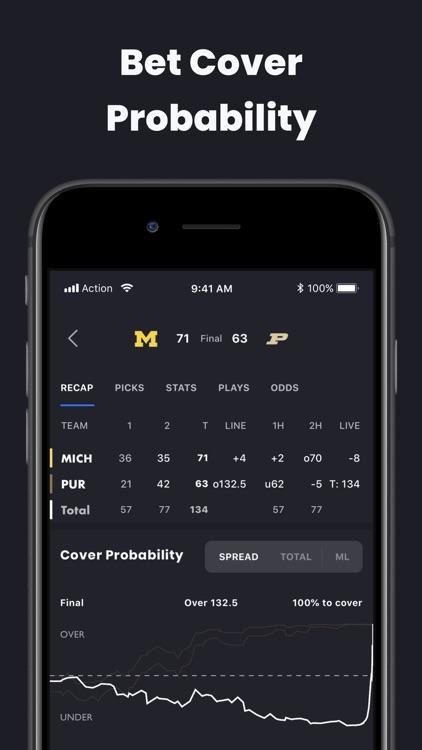 Action Network Sports Betting screenshot-6