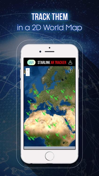 Starlink Satellite AR Tracker screenshot-7