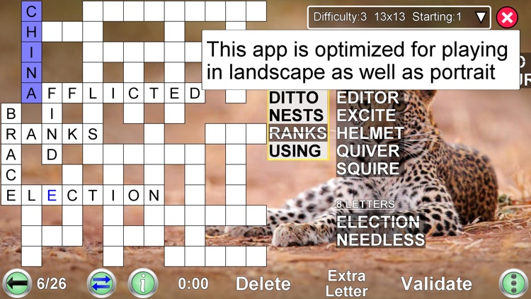 Word Fit Puzzle + screenshot-6
