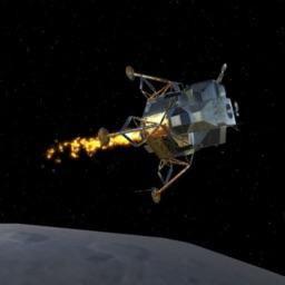 Moon Lander 3D