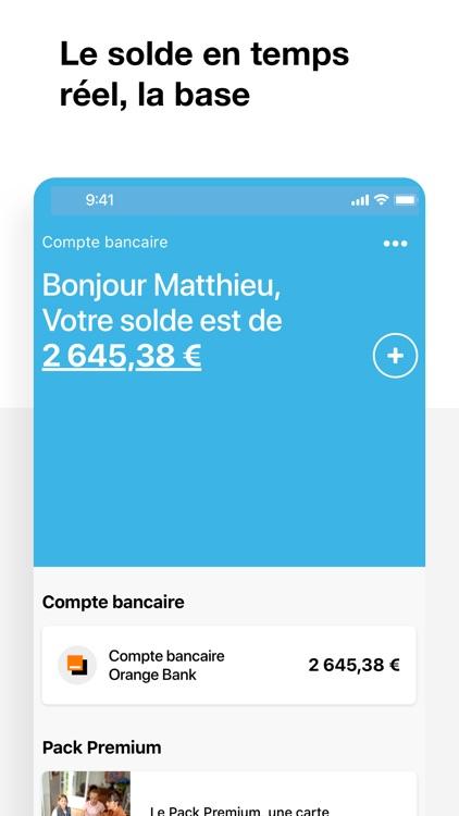 Orange Bank screenshot-5