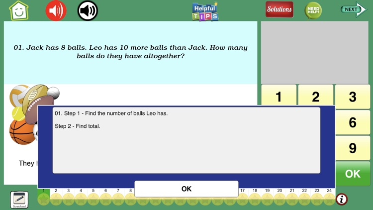 Be Brainy Word Problems Solver screenshot-5