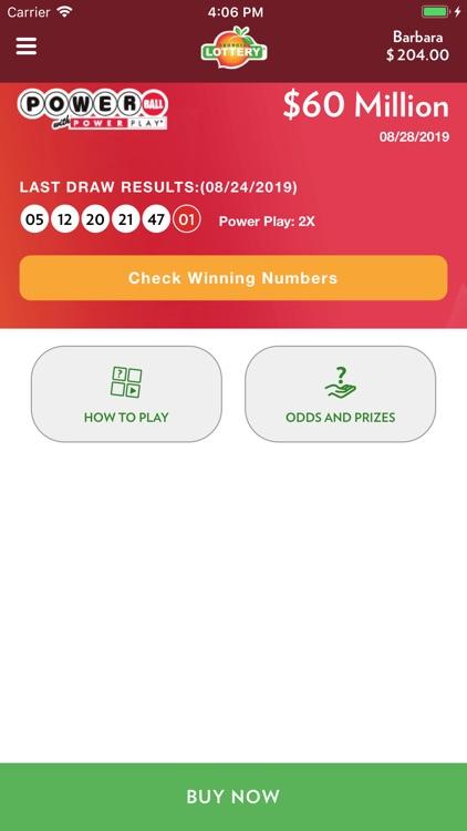Georgia Lottery Official App screenshot-4