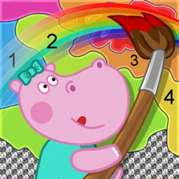 Color by Number with Hippo