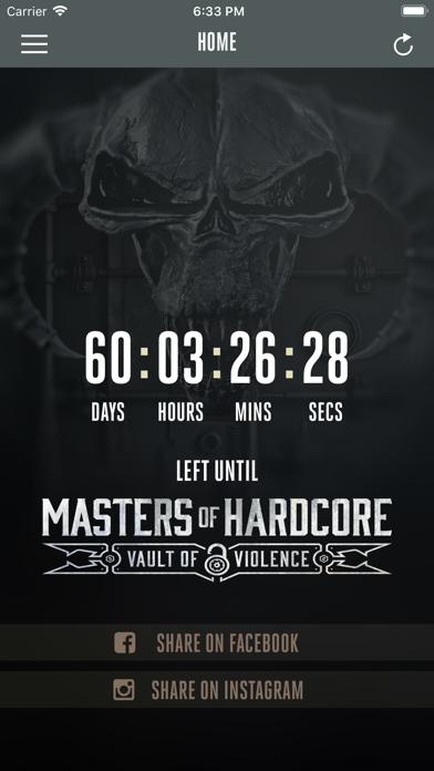 点击获取Masters of Hardcore 2019