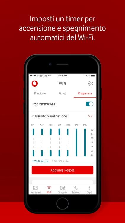 Vodafone Station App screenshot-6