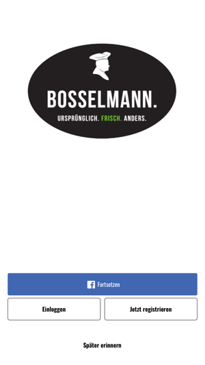 Bosselmann Screenshot