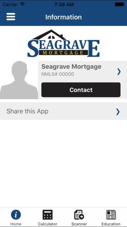 Seagrave Mortgage App screenshot-0