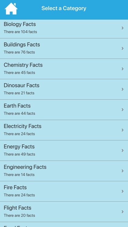 Cool & Fun Science Facts