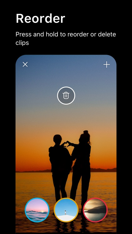 Spark Camera & Video Editor screenshot-5