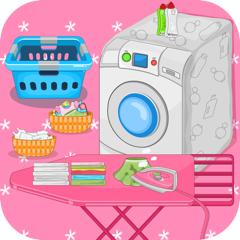 Ironing Princess Clothes