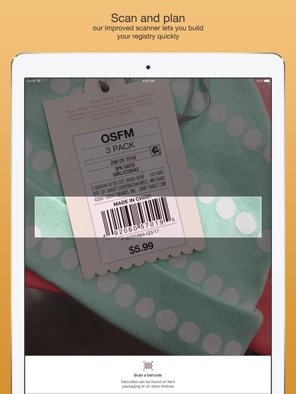 Target Registry screenshot 10