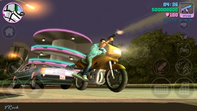 Screenshot for Grand Theft Auto: Vice City in Japan App Store