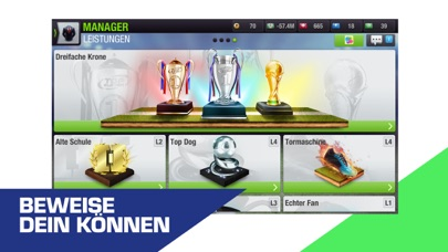 Herunterladen Top Eleven Fußball Manager für Android