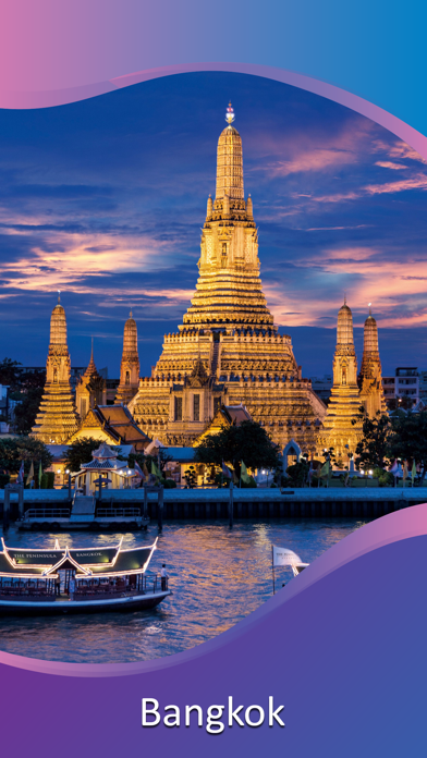 Bangkok Travel Guide screenshot 1
