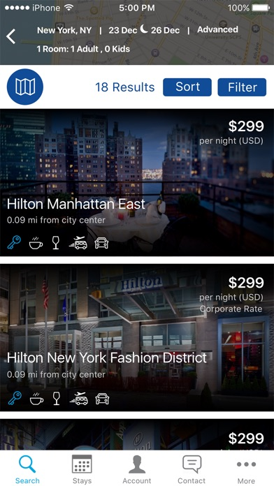 Download Hilton Honors for Pc