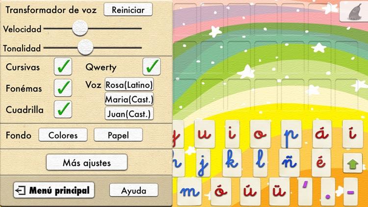 Spanish Word Wizard for Kids screenshot-3