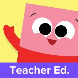 My Math Academy: Teacher Ed.